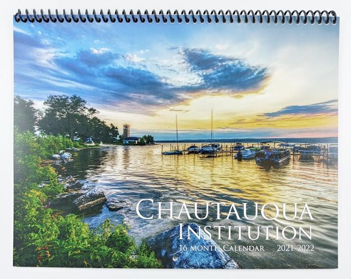 2021-2022 Chautauqua Calendar