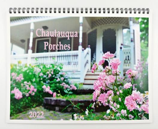 Chautauqua Porches Calendar 2022