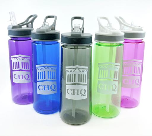 CHQ Tritan Sport Bottles