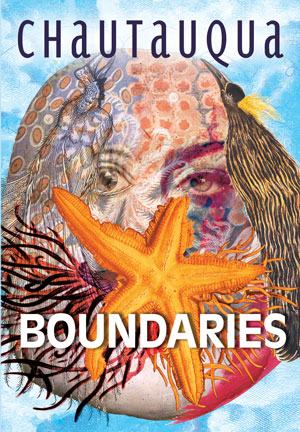 Boundaries (CHQ Literary Journal vol 17)