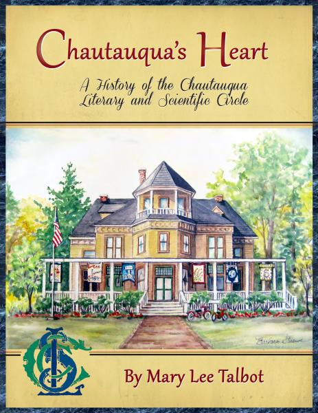 Chautauqua's Heart book cover