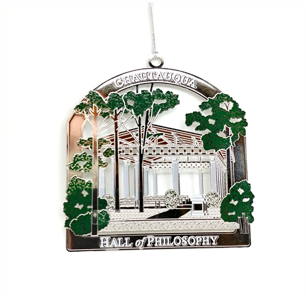 Hall of Philosophy tree ornament