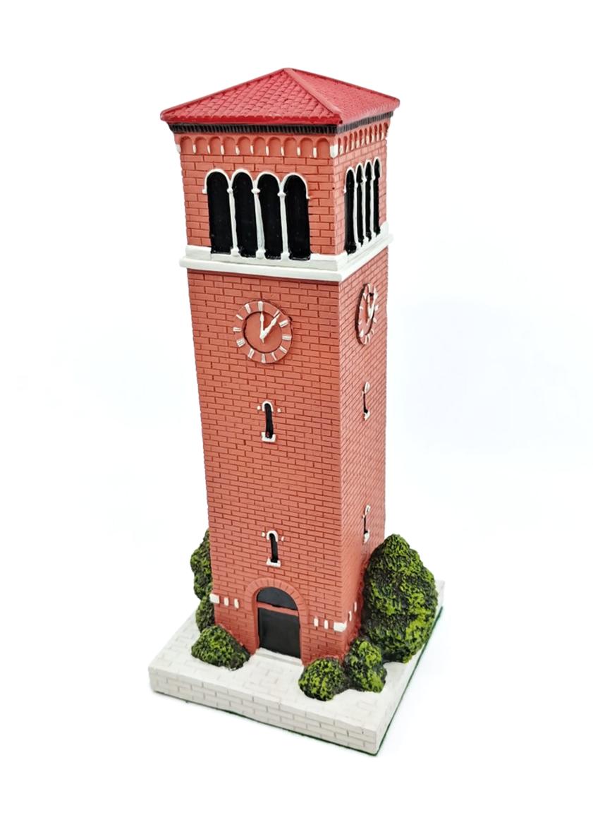 Bell Tower Figurine