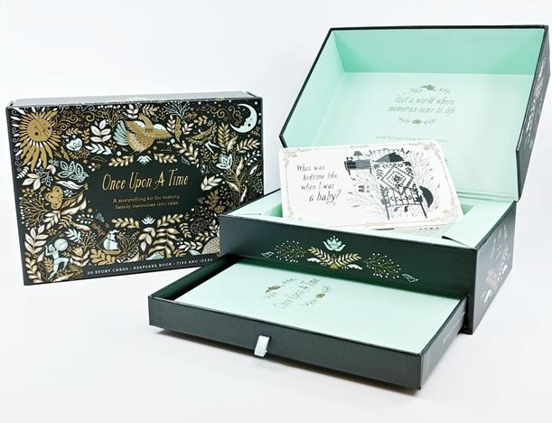 Story Kit and Keepsake Box