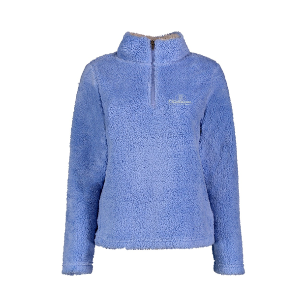 Chautauqua Sherpa Fleece in Serenity Blue