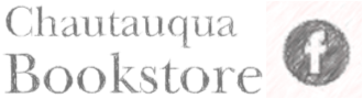 hand-sketch variation of Facebook and Chautauqua Bookstore logos