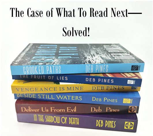 The Case of What To Read Next -- Solved! (CHQ Murder Mysteries link)
