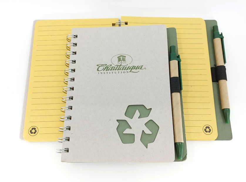 eco CHQ notebook