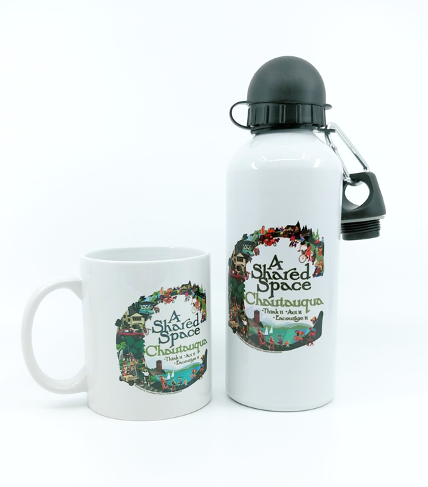 Shared Space drinkware